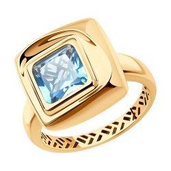 Inel din aur SOKOLOV art 716142 1