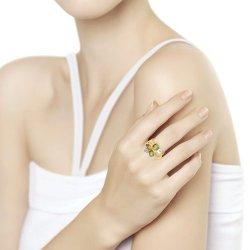 Inel din aur SOKOLOV art 6019012 2