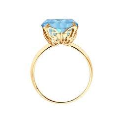 Inel din aur SOKOLOV art 716071 2