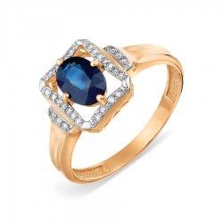 Кольцо из золота KARATOV АРТ t14601a395*44-33 1