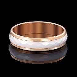 Обручальное кольцо из золота PLATINA АРТ 01-4751-1110-42 2