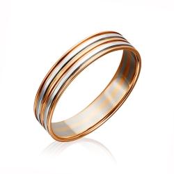 Обручальное кольцо из золота PLATINA АРТ 01-3252-1111 1