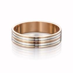 Обручальное кольцо из золота PLATINA АРТ 01-3252-1111 2