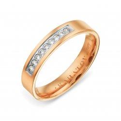 Обручальное кольцо из золота KARATOV АРТ t142013939-k*11 1