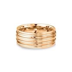 Обручальное кольцо из золота KARATOV АРТ t100019142-k 2