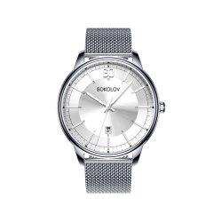 Часы из стали из серебра SOKOLOV АРТ 325.71.00.000.01.01.3 2
