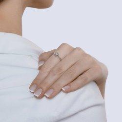 Помолвочное кольцо из золота SOKOLOV АРТ 1012041 4
