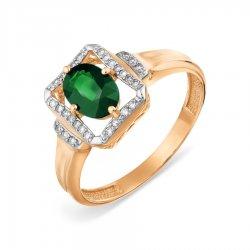 Кольцо из золота KARATOV АРТ t14601a395*44-28 1