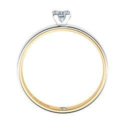 Помолвочное кольцо из золота SOKOLOV АРТ 1014118-01 2