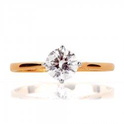 Помолвочное кольцо из золота KARATOV АРТ t142015547*70 2