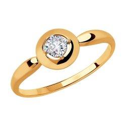 Inel din aur SOKOLOV art 51-110-00192-1