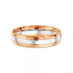 Обручальное кольцо из золота KARATOV АРТ t130019105-k 2