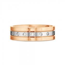 Обручальное кольцо из золота KARATOV АРТ t132019117-k*11 2