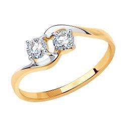 Inel din aur SOKOLOV art 51-110-00949-2