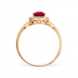 Кольцо из золота KARATOV АРТ t14601a391*44-36 3
