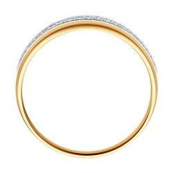Inel din aur SOKOLOV art 1011548 2