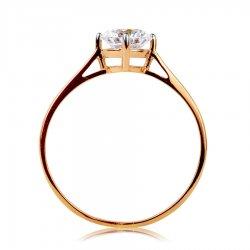Помолвочное кольцо из золота KARATOV АРТ t142015547*70 3